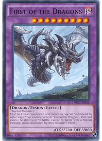First of the Dragons - LDK2-ENK41 - Common