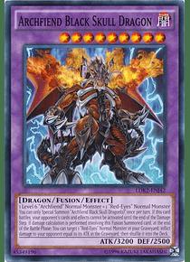 Archfiend Black Skull Dragon - LDK2-ENJ42 - Common