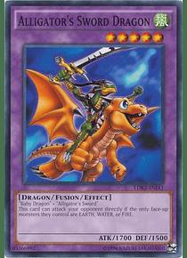 Alligator's Sword Dragon - LDK2-ENJ43 - Common
