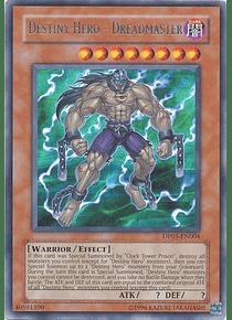 Destiny Hero - Dreadmaster - DP05-EN004 - Rare