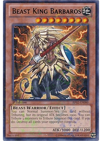 Beast King Barbaros - BP02-EN080 - Mosaic Rare