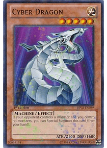 Cyber Dragon - BP02-EN039 - Mosaic Rare