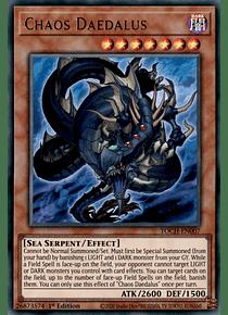 Chaos Daedalus - TOCH-EN007 - Ultra Rare