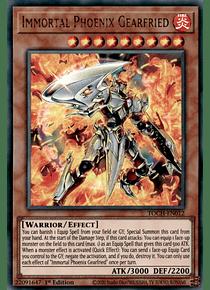 Immortal Phoenix Gearfried - TOCH-EN012 - Ultra Rare