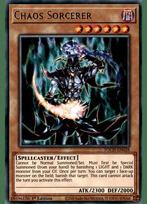 Chaos Sorcerer - TOCH-EN028 - Rare
