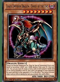 Chaos Emperor Dragon - Envoy of the End - TOCH-EN030 - Rare