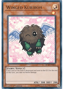 Winged Kuriboh - AC19-EN021 - Ultra Rare