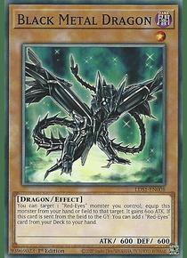 Black Metal Dragon - LDS1-EN008 - Common