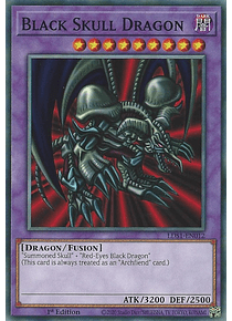 B. Skull Dragon - LDS1-EN012 - Common