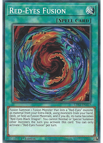 Red-Eyes Fusion - LDS1-EN017 - Common