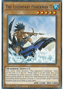 The Legendary Fisherman II - LDS1-EN026 - Common