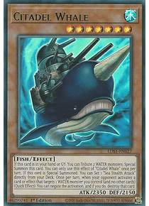 Citadel Whale - LDS1-EN027 - Ultra Rare
