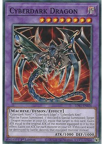 Cyberdark Dragon - LDS1-EN036 - Common