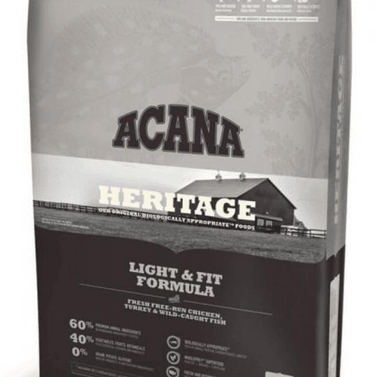 Heritage Light & Fit Formula