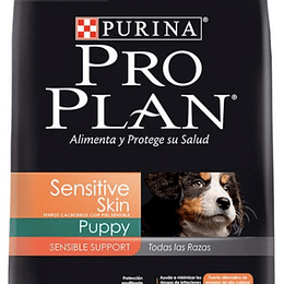 Puppy Sensitive Skin Cordero Complete