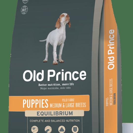 Old Prince Cachorros 15 KG