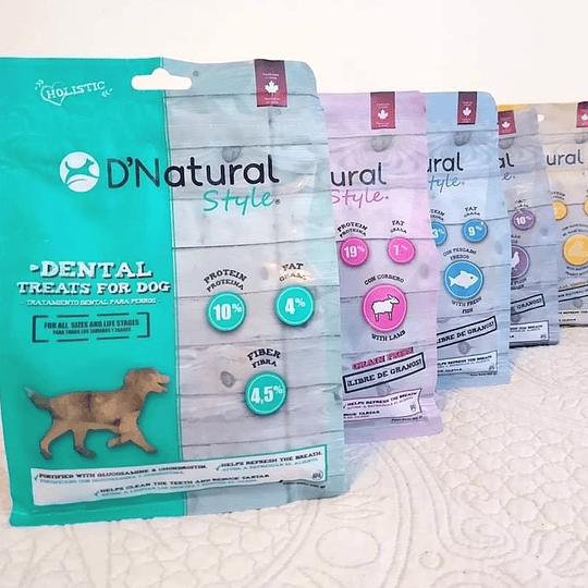 D'natural Style - Snacks para perros