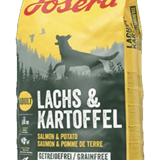 Josera - Lachs and Kartoffel