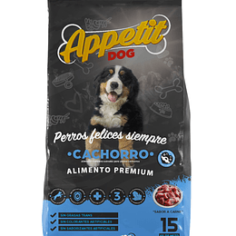 Appetit - Cachorros - 15kg