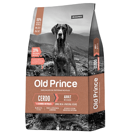 Old Prince - Cerdo y Legumbres