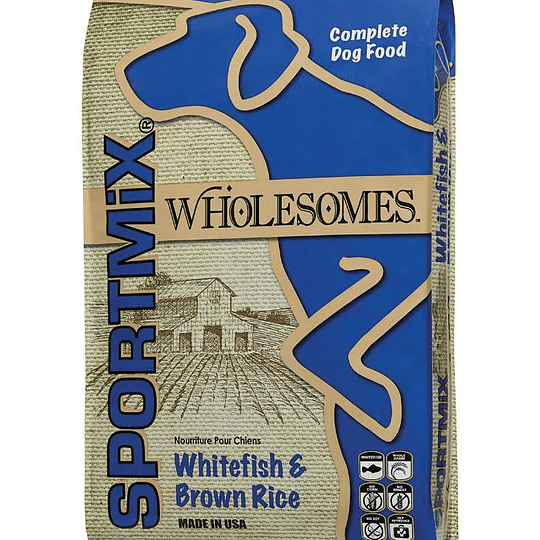 Wholesomes™ Fish Meal & Rice Formula