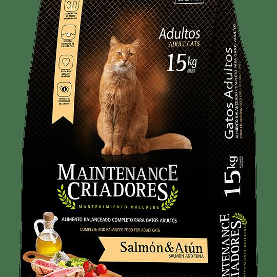 Maintenance Criadores Gatos Adultos 15 KG