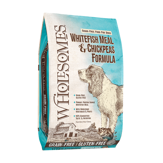 Wholesomes™ Whitefish Meal and Chickpeas