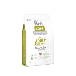 Adult Small Breed Lamb Rice