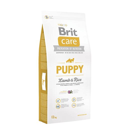 Puppy Lamb & Rice