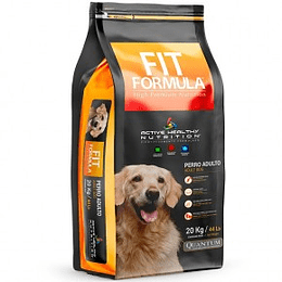 Fit Fórmula - Adulto 20 KG