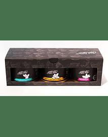 Caja de regalo 3 x 200g (Mani, Almendras, Choconut)