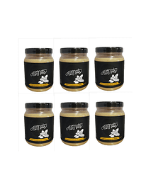 Pack de 6 Mantequilla de Maní de 1000 gr