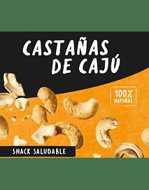 Snack de Castañas de Cajú 70 grs