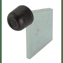 Tope para portón de corredera (para apernar o soldar)