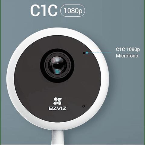 Cámara IP Ezviz C1C - 2MP