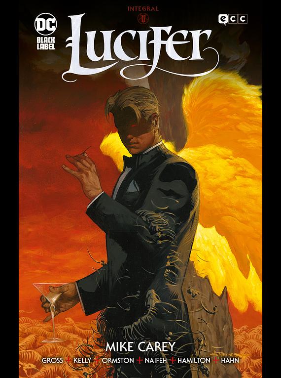 Lucifer: Integral vol. 02 (de 3) (Segunda edición)