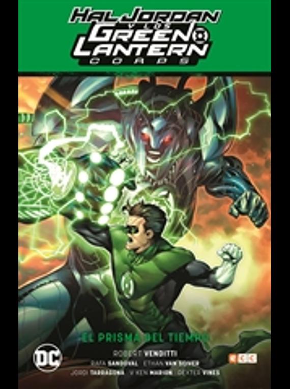 Hal Jordan y los Green Lantern Corps Vol. 2: El prisma del tiempo (GL Saga - Renacimiento parte 2)