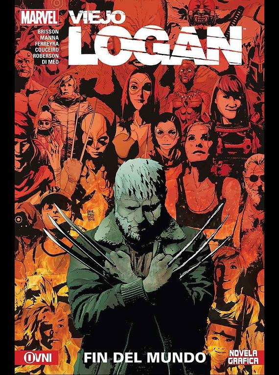Viejo Logan Vol 9: Fin del Mundo OVNIPRESS