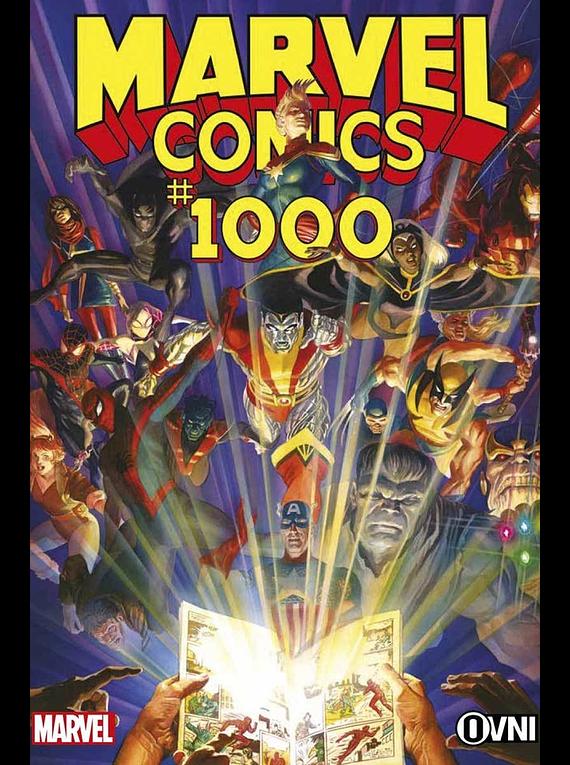 Marvel Comics #1000 OVNIPRESS