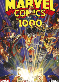 Marvel Comics #1000 OVNIPRESS