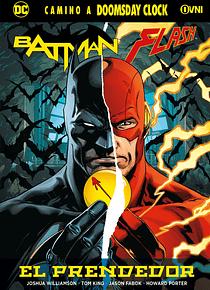 BATMAN/FLASH: El Prendedor OVNIPRESS