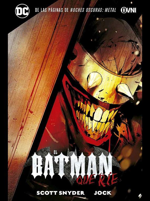 El Batman que Ríe OVNIPRESS