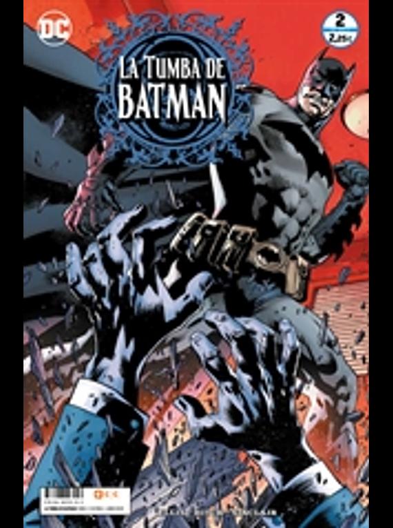 La tumba de Batman núm. 02 (de 12)