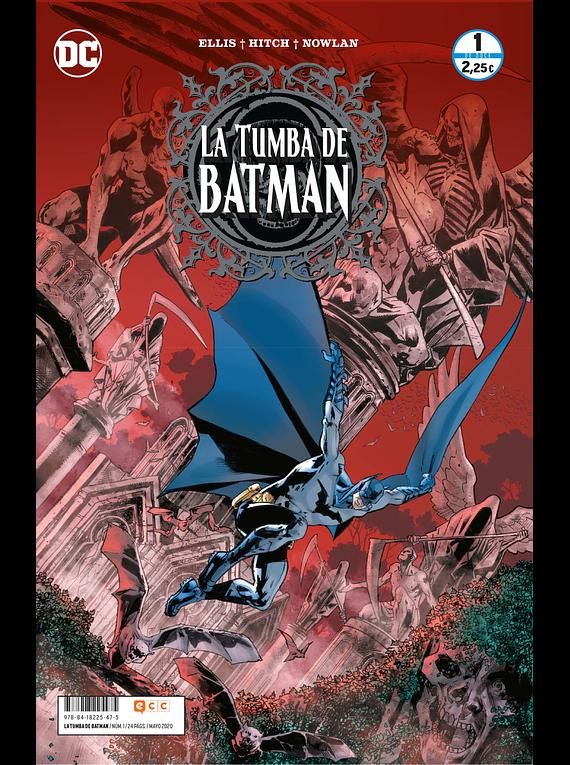La tumba de Batman núm. 01 (de 12)