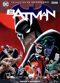DC - ESPECIALES -Colección 80 Aniversario Batman Nº 10 Batman: Damas y demonios