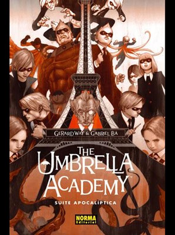 THE UMBRELLA ACADEMY 1 C. - SUITE APOCALIPTIC