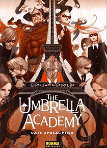 THE UMBRELLA ACADEMY 1 C. - SUITE APOCALIPTIC