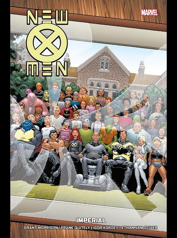 NEW X-MEN 2. IMPERIAL NEW X-MEN