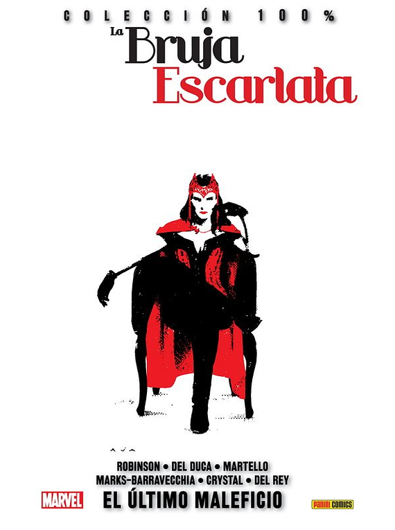 BRUJA ESCARLATA 3.THE FINAL EX HEROES MARVEL 100 % MARVEL