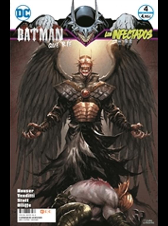 El Batman que ríe: Los infectados núm. 04 de 6